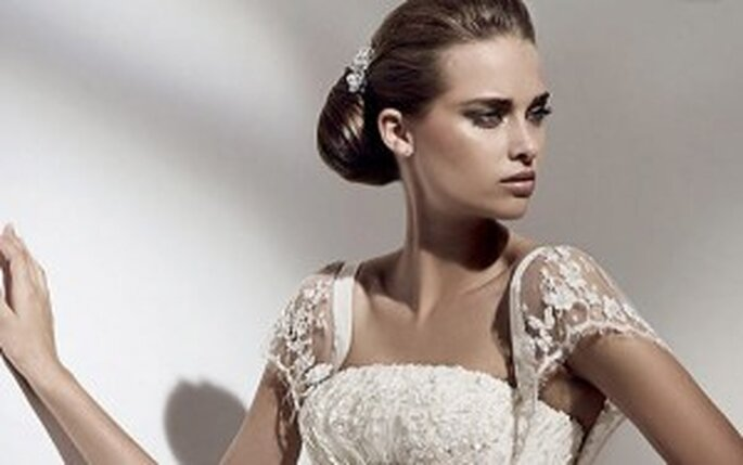 Elie Saab Wedding Dress 2010 for Pronovias