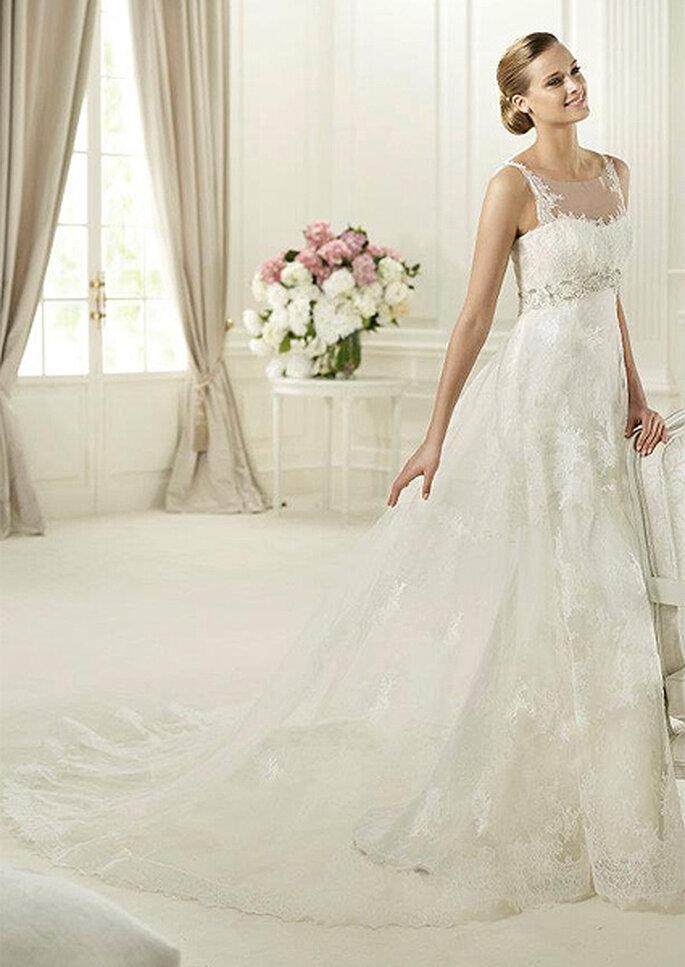 Vestido de novia Pronovias 2013