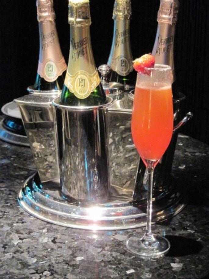 El cocktail de la boda real propuesto por Flemings Mayfair