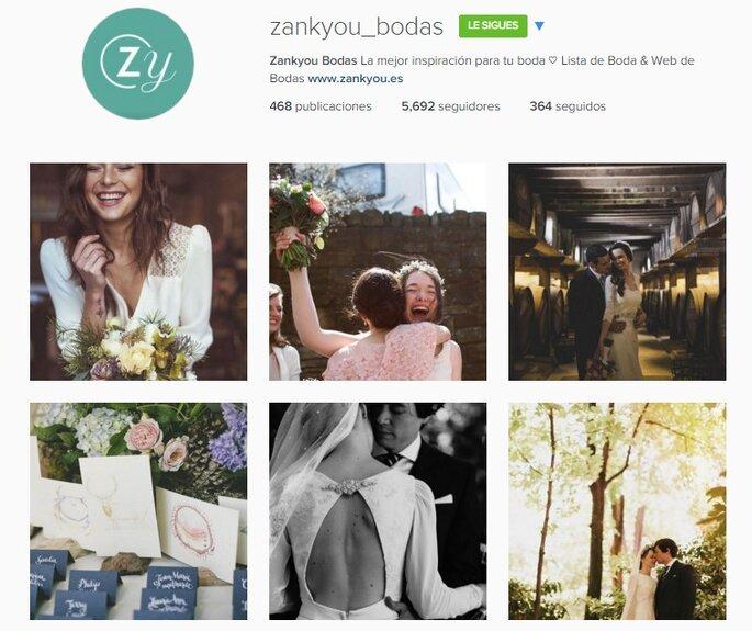 Imagen vía Instagram Zankyou