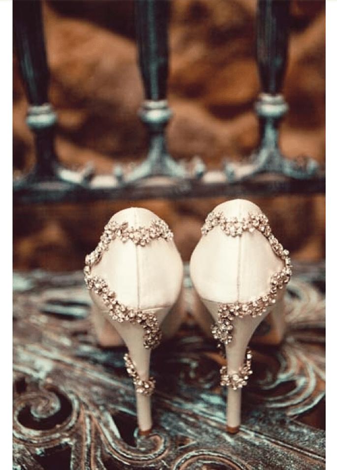 Presume tus increíbles zapatos de novia con unas lindas tomas - Foto Concept Photography