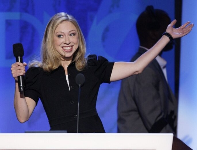 Casamento de Chelsea Clinton (foto Reuters)
