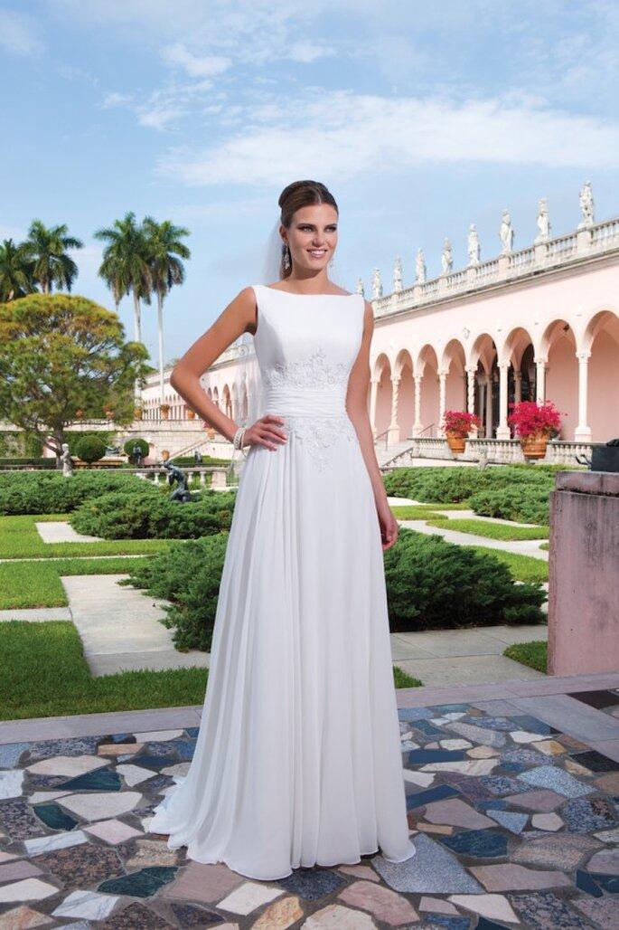 Elegantes Brautkleid in der Kollektion 2015 von Sweetheart
