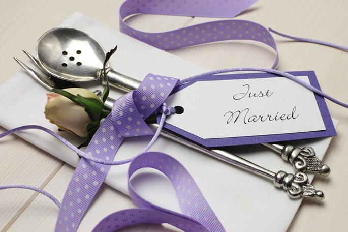Lunares y más lunares para tu boda. Foto: Milleflore Images via Shutterstock