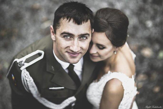 Rafał Kalabiński i Klaudia Kaźmierczak