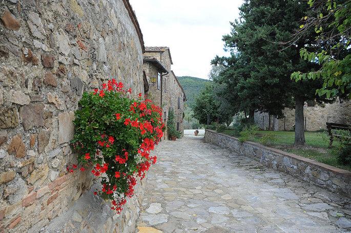 La Toscana, Agriturismo Rocca di Cispiano, Castellina in Chianti (Siena). Foto: Flickr Toprural