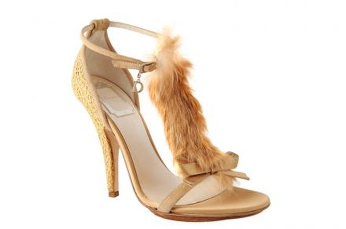 Modello Fur Gold - Gucci