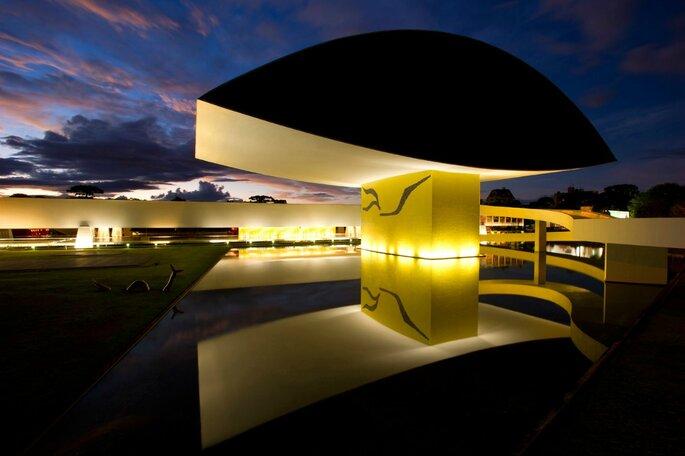 Foto: MON - Museu Oscar Nyermeyer - Divulgação