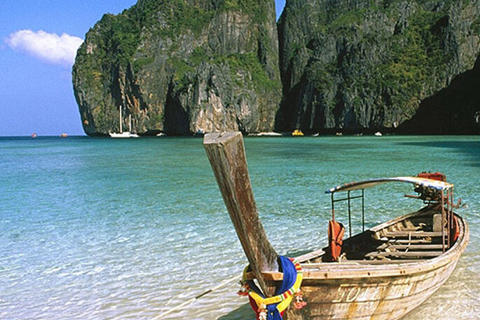 Las espectaculares playas de Krabi, en Tailandia, también están a tu alcance con NVN