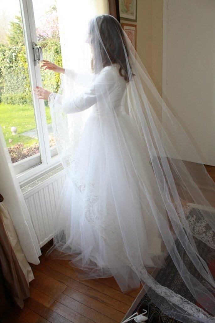 A chaque mariée, sa robe - Photo : Pascale de Lavernette