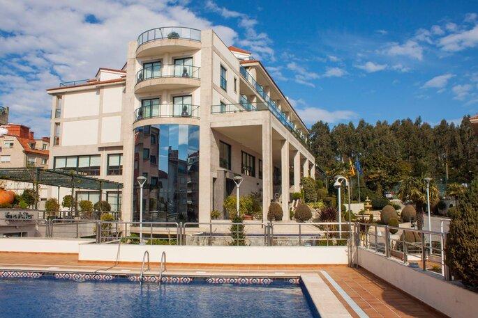 Hotel Carlos I Silgar