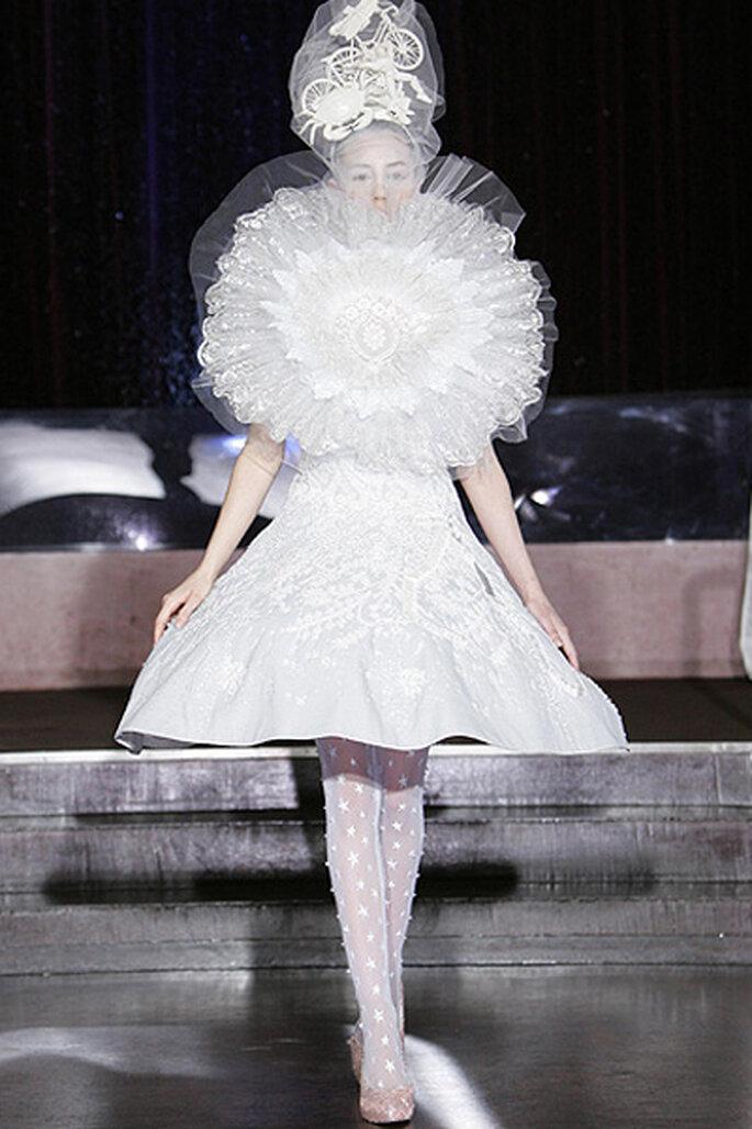 Vestidos de novia alta costura más originales - Joseph Font