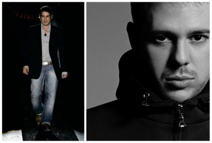 Hannibal Laguna, venezolano de nacimiento, es un referente en el mundo de la moda a nivel internacional.