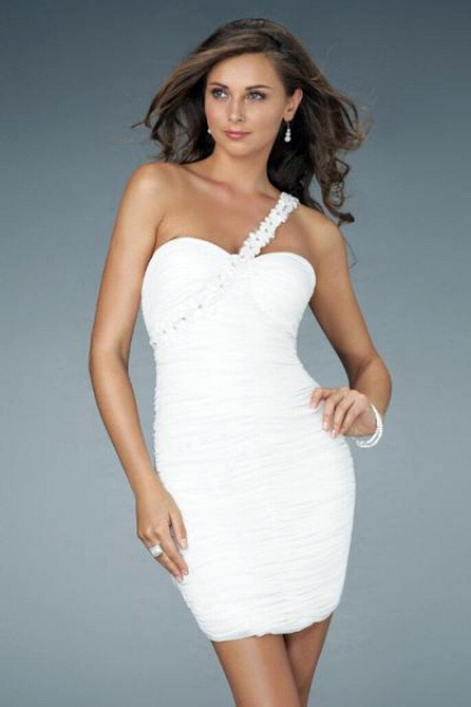 Hay varias alternativas al tradicional vestido de novia, ¡elige la tuya!