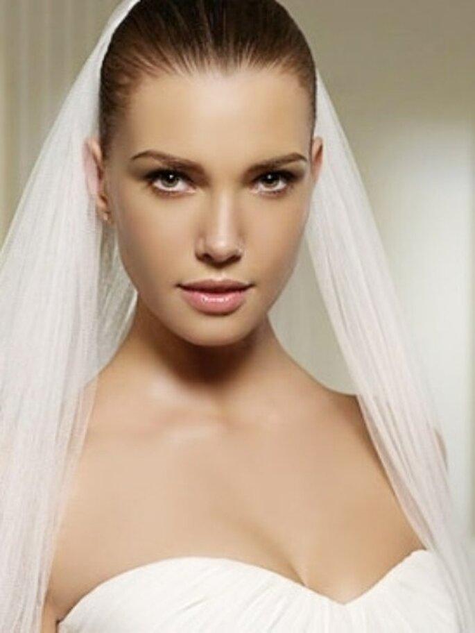 Belleza de una novia