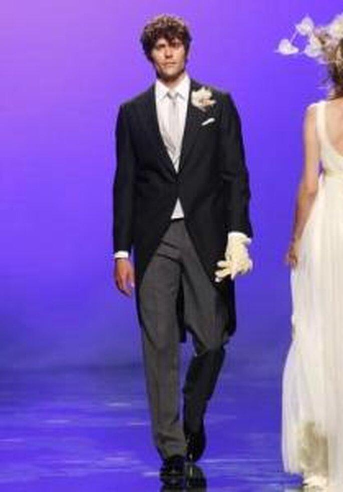 Victorio & Lucchino 2010 - Frac noir, pantalon gris