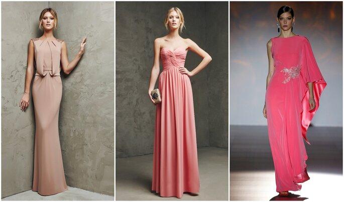 Modelos: Pronovias e Patricia Avendaño | Foto: Barcelona Bridal Week