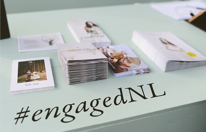 Trouwbeurs Engaged