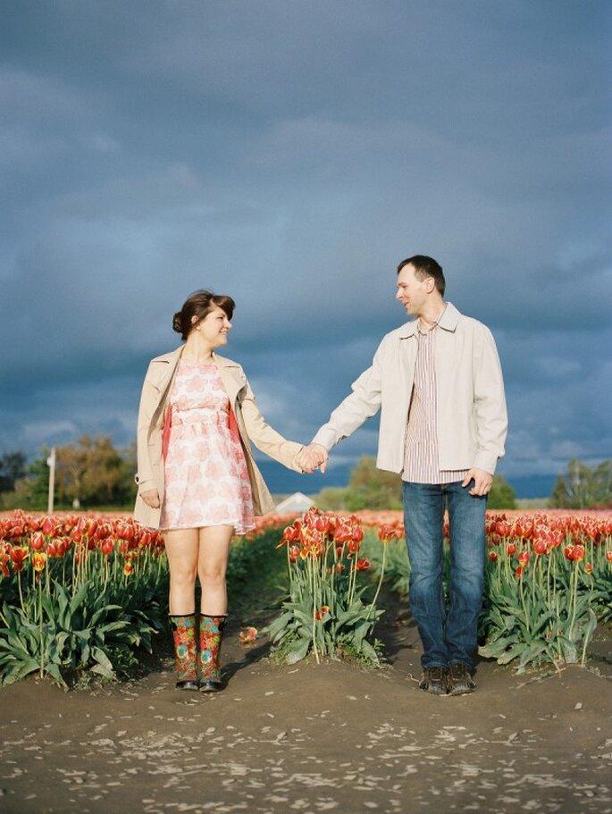 Cómo lidiar con la depresión post boda - Foto Alexandra Knight Photography