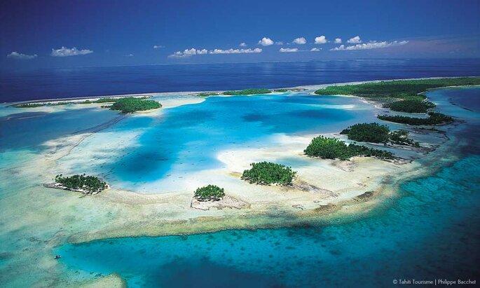 Fonte: Tahiti Tourisme - Philippe Bacchel