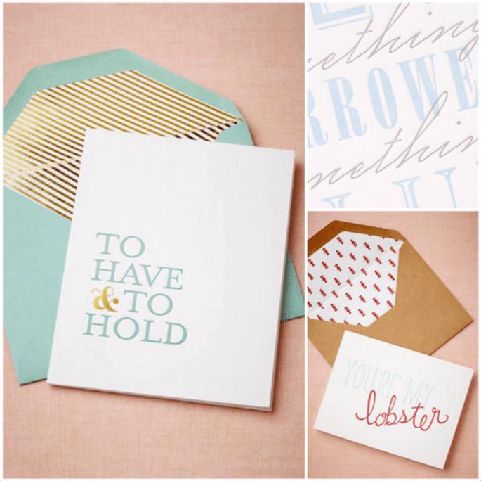 5 tipografías gratuitas para tus invitaciones de boda. Fotografías BHLDN