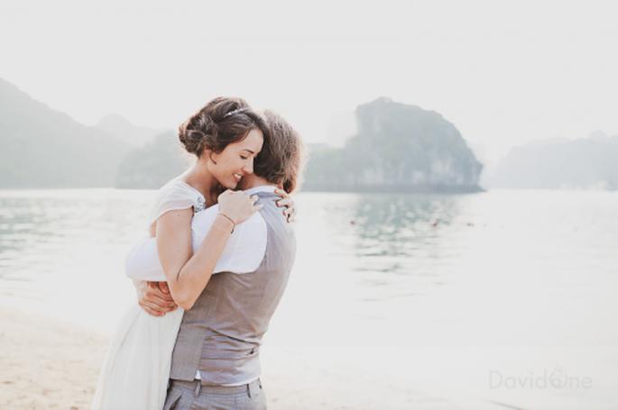 Una boda inolvidable en un lugar fantástico. Foto de David One