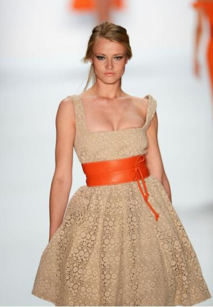 Laurel: Runway, Mercedes Benz Fashion Week Spring/Summer 2013. Foto de Image.net