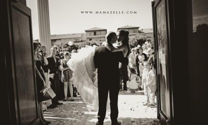Unterlagen für Ihre kirchliche Hochzeit. Foto: Mélissa Lenoir