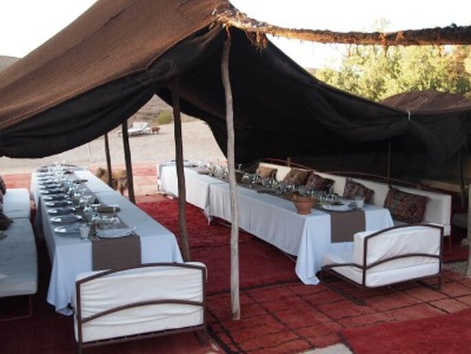 Mariage à Marrakech. Photo: KechEvents