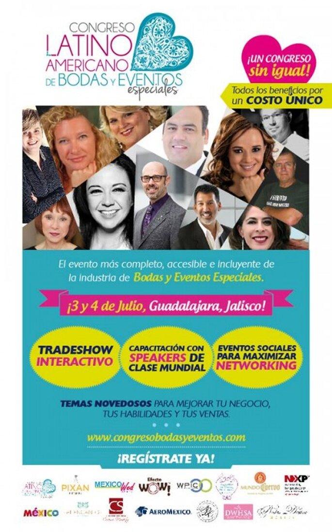 Congreso Latinoamericano de Bodas y Eventos Especiales