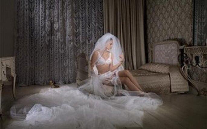 Medias para vestidos de novia