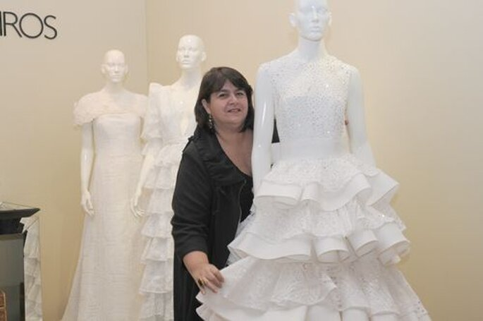 Vestidos de Noiva Martha Medeiros na Casar