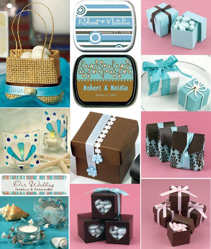 De todos los tipos, formas y tonalidades para regalar en tu boda