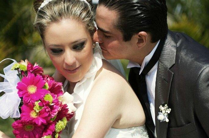 Luce la figura que siempre soñaste en tu boda. Foto: Jorge Lara