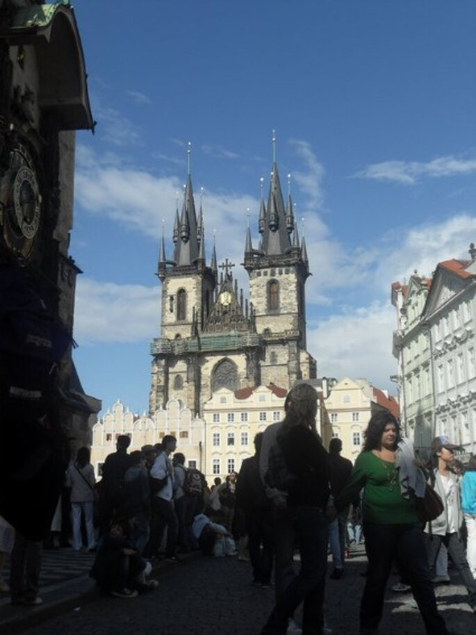 Cathédrale - Prague