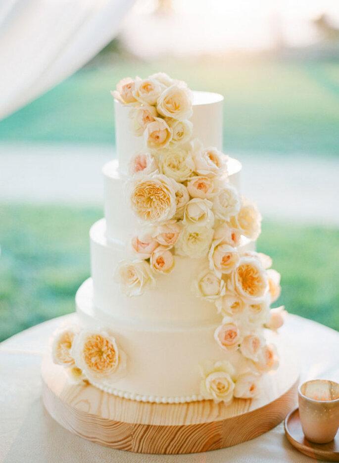 Cake Designs For Photographers : Speciale torta nuziale 2017: ecco tutte le ultime tendenze