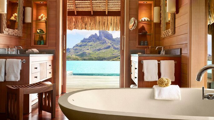 Foto: Handmade Vacations - Resort Four Seasons Bora Bora