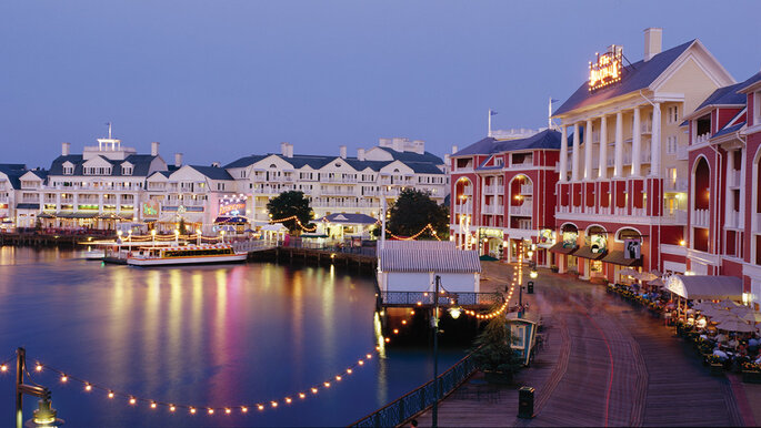 Foto Disney's BoardWalk Inn