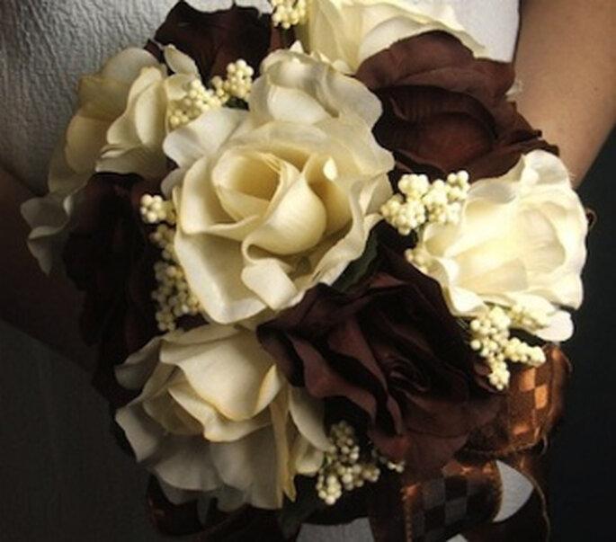 Hochzeitsdeko In Braun Und Beige Pictures to pin on Pinterest
