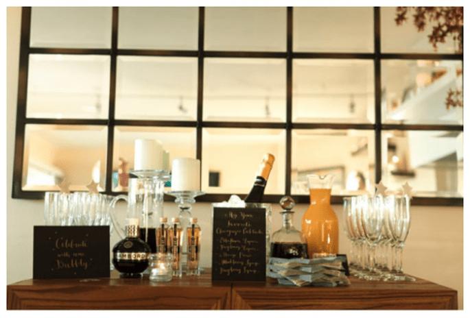 Arma una fiesta de compromiso con unos drinks y un ambiente genial - Foto Steve Steinhardt