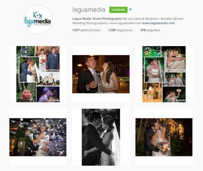 Imagen Vía Instagram Lagus Media