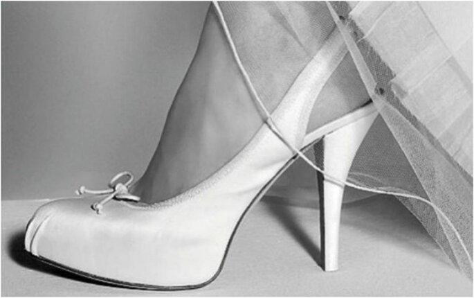 Idee per le scarpe da sposa
