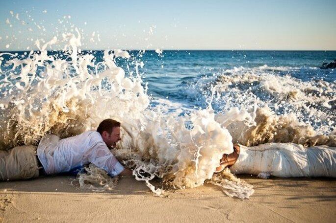 Bodas de playa. Foto de Dennis Beti.