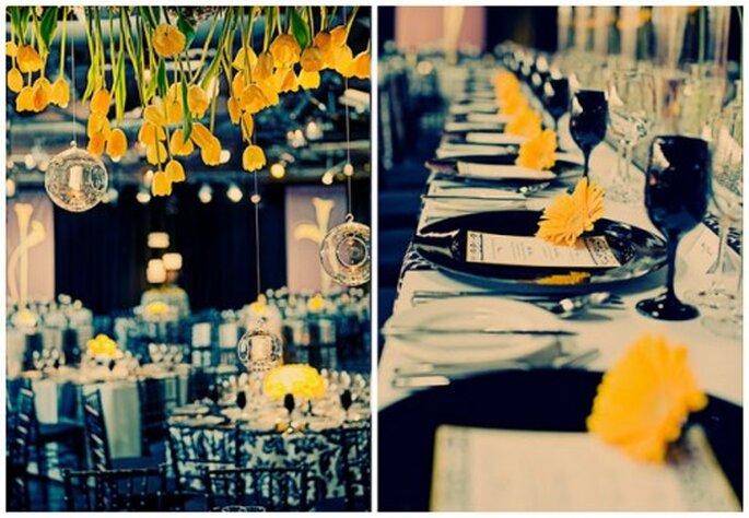 Tips para elegir colores originales para tu boda - Jess Barfield Photography