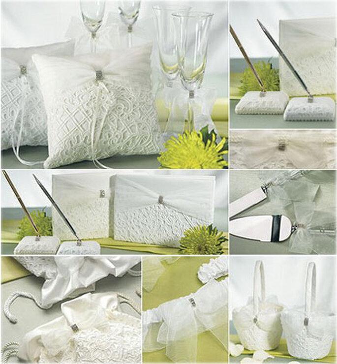 Klassisch weiß - die Tapestry Kollektion von weddingshop.de
