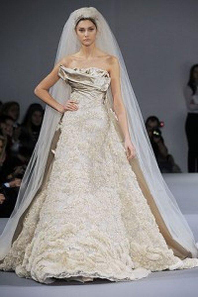 Vestido de novia Elie Saab 2009