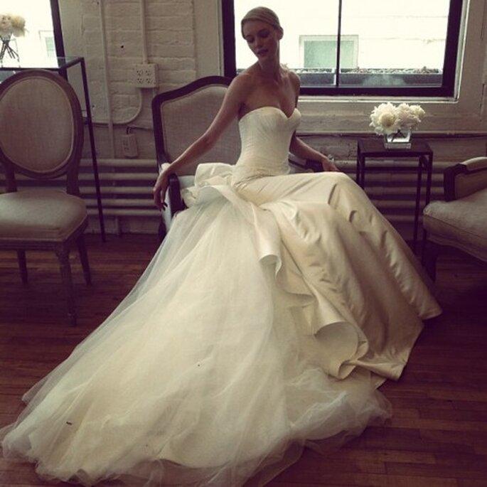 Colección Zac Posen para David's Bridal - Foto Zac Posen Instagram