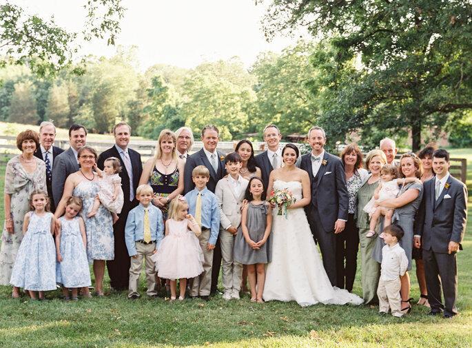 8 personas que no tienes porque invitar a tu boda. Foto- Vicki Grafton