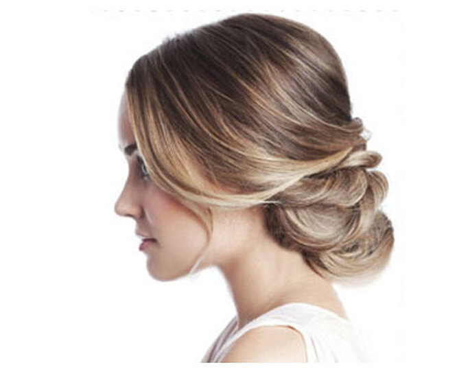 Une coiffure de pro... à faire soi-même. Copyright : Kristin Ess pour The Beauty Department