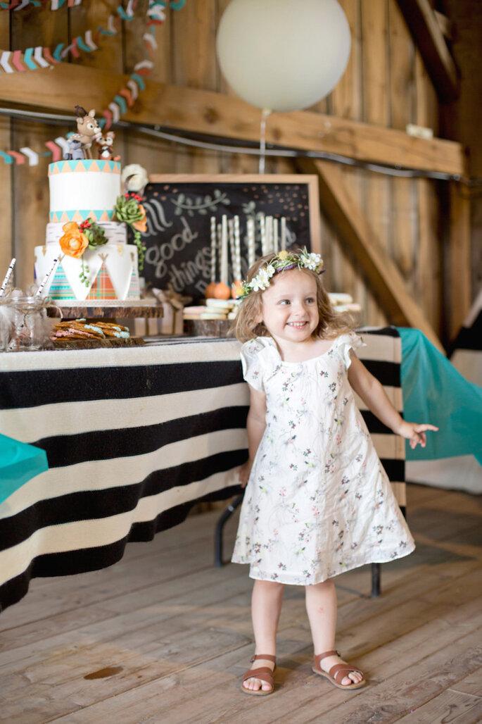 Razones por las que deberías invitar niños a tu boda - Krista Lii Photogaphy